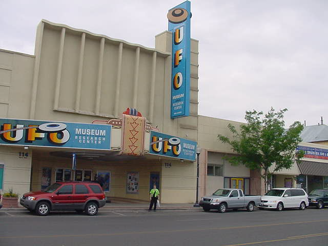 virtual tour of ufo roswell museum  new mexico