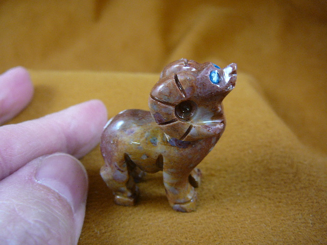 large gem animal carvings for sale